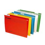 Папки FOOLSCAP для картотек