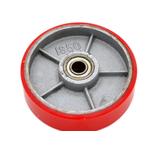 Ролик для гидравлических тележек P70+1 180х50 мм (полиуретан)