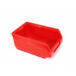 Ящик складской 170х105х75 (красн) №5001