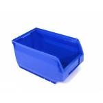 Ящик складской 250х150х130 (синий) №5002