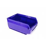 Ящик складской 350х230х150 (синий) №5003