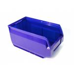 Ящик складской 400х230х200 (синий) №5004