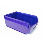 Ящик складской 500х310х200 (синий) №5005