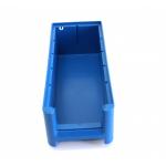 Ящик полочный 300х117х90 сплошн (синий) (гфр 75)