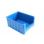 Ящик полочный 300х234х140 сплошн (синий) (гфр 24)