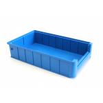 Ящик полочный 400х234х90 сплошн (синий) (гфр 27)
