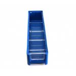 Ящик полочный 500х117х90 сплошн (синий) (гфр 47)