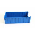 Ящик полочный 500х234х140 сплошн (синий) (гфр 14)