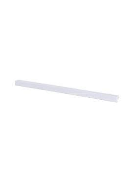 Декоративная планка для сетчатых полок L9705-1WH